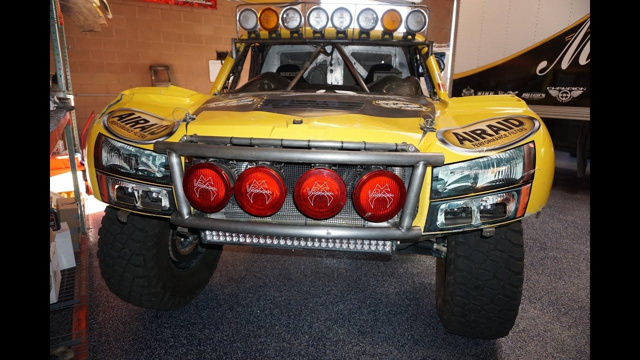 Baja 1000 Race Stadium Super Trucks Ultra 4 Trophy Truck Builder