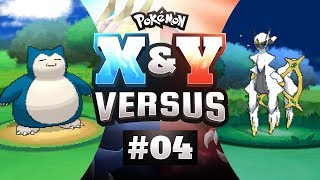 Pokemon X and Y Versus - EP04 | A LEGENDARY EPISODE!