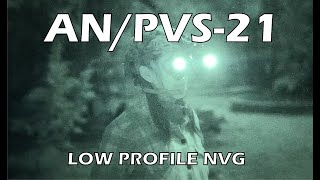 AN/PVS-21 LPNVG Low Profile Night Vision Goggle