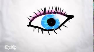 Анимация глаза.