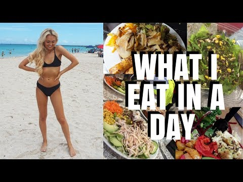 What I eat in a day | Healthy Paleo Diet | (Not vegan)