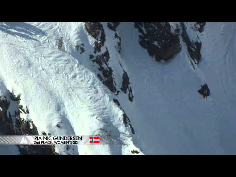 Kirkwood Competition Highlights - Swatch Freeride World Tour 2013 by The North Face