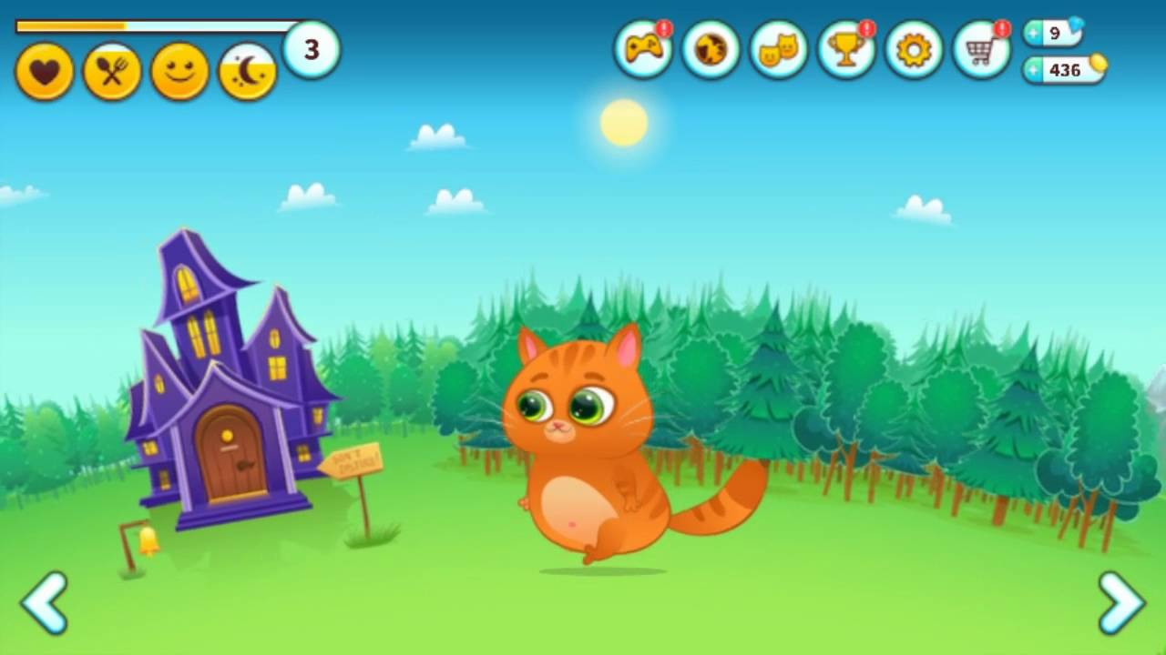 Freoreogamers - Bubbu – My Virtual Pet & Doctor Games Android ...