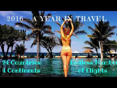 2016 - A Year In Travel by blogger Jet-Settera