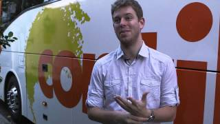 Jesse (Prank vs Prank) does his best cabaret dancing in Paris - The RoadTrip 2012 - Contiki - Ep 6 thumbnail