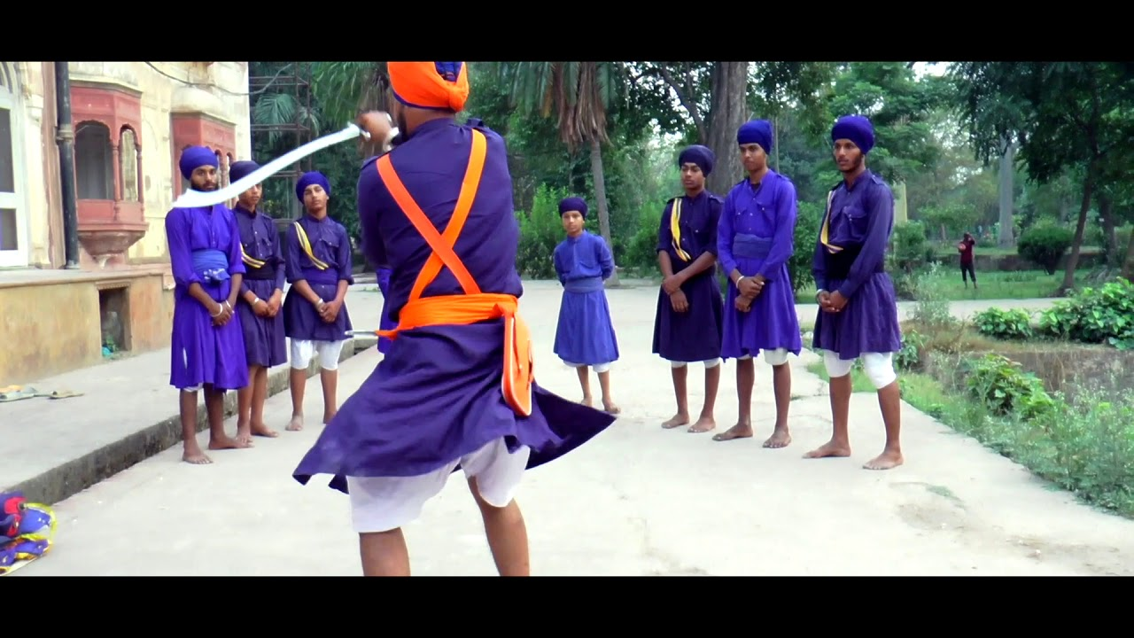 Watch How to Learn Gatka video