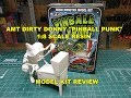 AMT DIRTY DONNY PINBALL PUNK MONSTER 1:8 SCALE RESIN KIT REVIEW AMT997