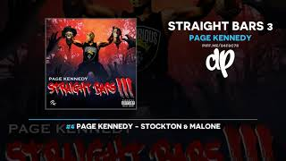 Page Kennedy - Straight Bars 3 (FULL MIXTAPE)