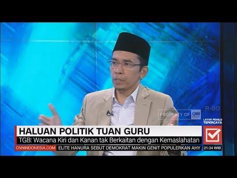 FULL- Haluan Politik TGB Muhammad Zainul Majdi - AFD Now