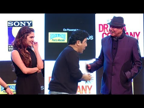 Ali Asgar's FUNNY Mimicry Of Mithun,Aamir Khan,Rishi Kapoor,Hema Malini In Public
