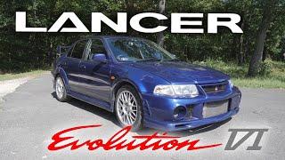 Ne gondolkozz, ez az igazi! - Mitsubishi Lancer Evo VI, 1999.