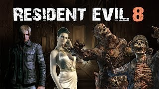 Resident Evil 8 - Выйдет в 2019 году???