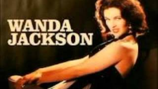 "WANDA JACKSON - ""I WONDER COULD I LIVE THERE ANYMORE"""
