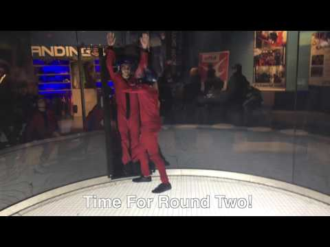 Indoor Skydiving at iFly King of Prussia PA