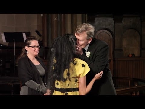 Suzanne Whang and Jay Nickerson's Miraculous Wedding