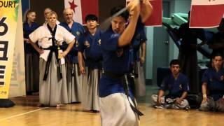 Making the Cut Trailer - Haidong Gumdo World Championships 2012