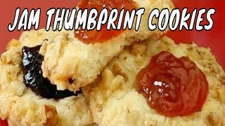 Best Jam Thumbprint Cookies Recipe