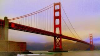 """""""Wave Sounds"""" 60mins By The """"Golden Gate Bridge"""""""