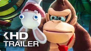 MARIO + RABBIDS: Kingdom Battle Donkey Kong Adventure DLC Trailer German Deutsch (E3 2018)