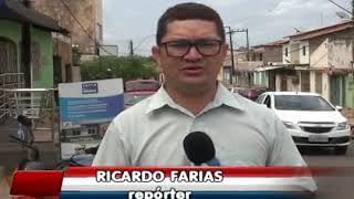 PEDREIRAS: Acidente de trânsito com vítima fatal no bairro Boiada.