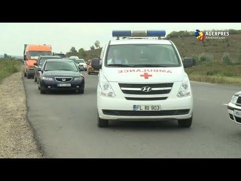 Președintele Republicii Moldova, Igor Dodon, accident cu coloana prezidențială