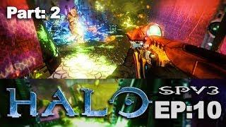 Halo SPV3 – Gaming w/ Past Life Pro (Keys) [EP: 10 P2] | 1080p 60fps thumbnail