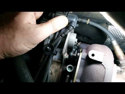 3 0 Tdi Limp Mode With Flashing Glow Plug Light - Actuator