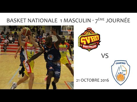 Basket NM1 7ème journée SVBD vs CHARTRES