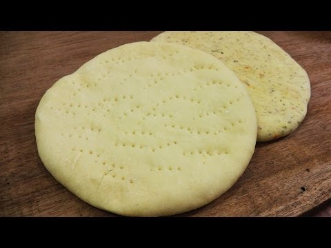 Pizza Base Recipe | Without Yeast And Oven | Eggless Baking Without Oven