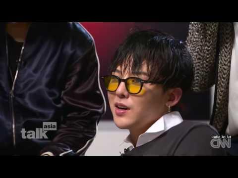[CNN] 빅뱅 BIGBANG FULL INTERVIEW ~ 2016.09.08