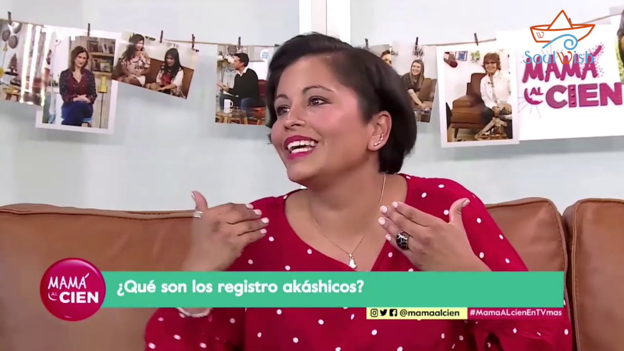 ¿Qué son los Registros Akáshicos? por  Marcia Guerrero (Entrevista en TV)