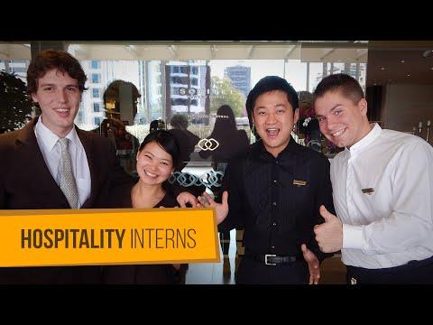 Intern Story: Hospitality Internships with Larry, Mark, Rika & Martin!
