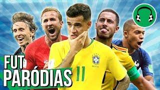 Baixar ♫ BRASIL VAZOU... MAS A COPA CONTINUA! | Paródia Amor Falso - Wesley Safadão e Aldair Playboy