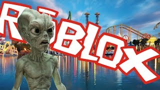 FAKE ALIEN INVASION!! | Roblox Theme Park Tycoon 2