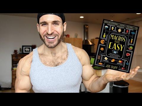 My Dieting & Weight Loss Ebook - MACROS MADE EASY!