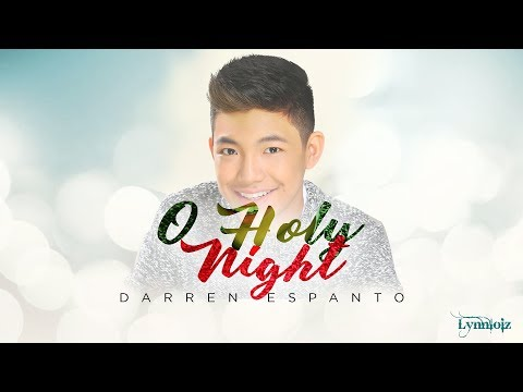Darren Espanto - O Holy Night (lyrics)