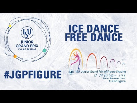 Ice Dance Free Dance EGNA-NEUMARKT 2017