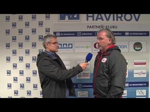 AZ - HC Slavia Praha - Hodnocení Miloš Říha ml