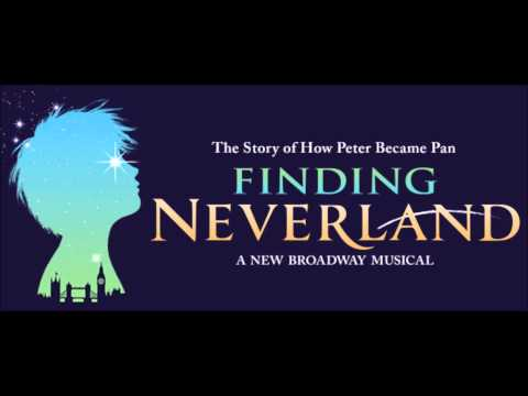When your feet don't touch the ground (Karaoke backing track) from Finding Neverland The Musical