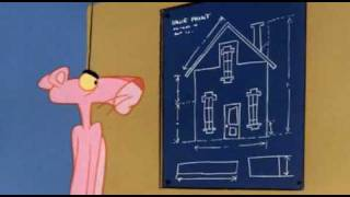 The Pink Panther - The Cartoon - Episode 18 The Pink Blueprint