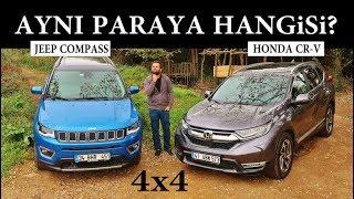 Honda CR-V v Jeep Compass | Aynı Paraya Hangisi?