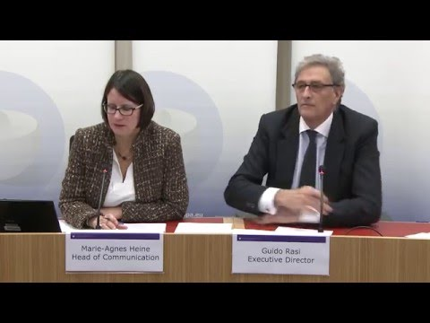 European Medicines Agency (EMA) virtual press briefing with new Executive Director