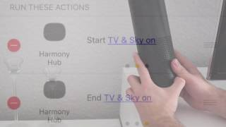TV & Co  mit Amazon Echo (DE + UK) Steuern YONOMI
