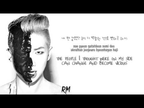 Rap Monster – Life (1st Mixtape) [Han|Rom|Eng Lyrics]
