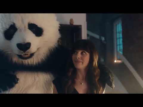 Panda for Netto with the WWF