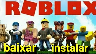 How to download and install Roblox at computer windows 7 8 10 Tutorial