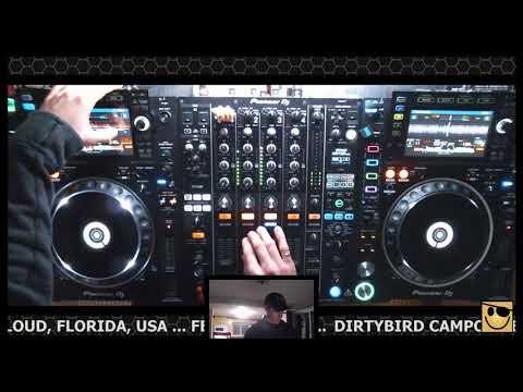 Dirtybird Campout East 2018 Live Mix (Green Velvet, Shiba San, Destructo)