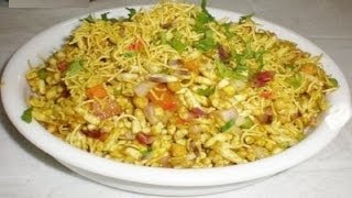 Healthy Bhel puri (Chaat) Video Recipe by Bhavna