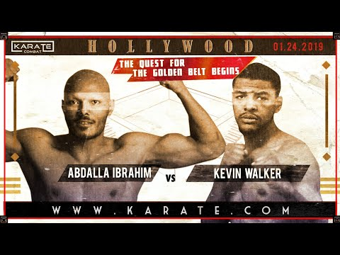 Abdallah VS Kevin Walker (FULL FIGHT)