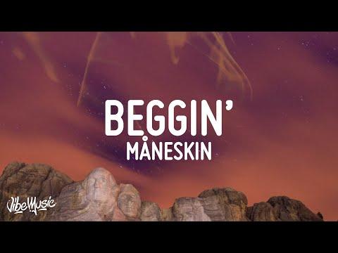 Måneskin - Beggin' (Lyrics)\